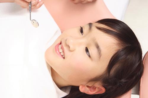 お子様の定期検診について